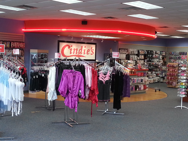 Cindie's Adult Novelty Store in Baton Rouge