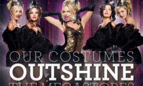 Have you gotten your Halloween costume yet?