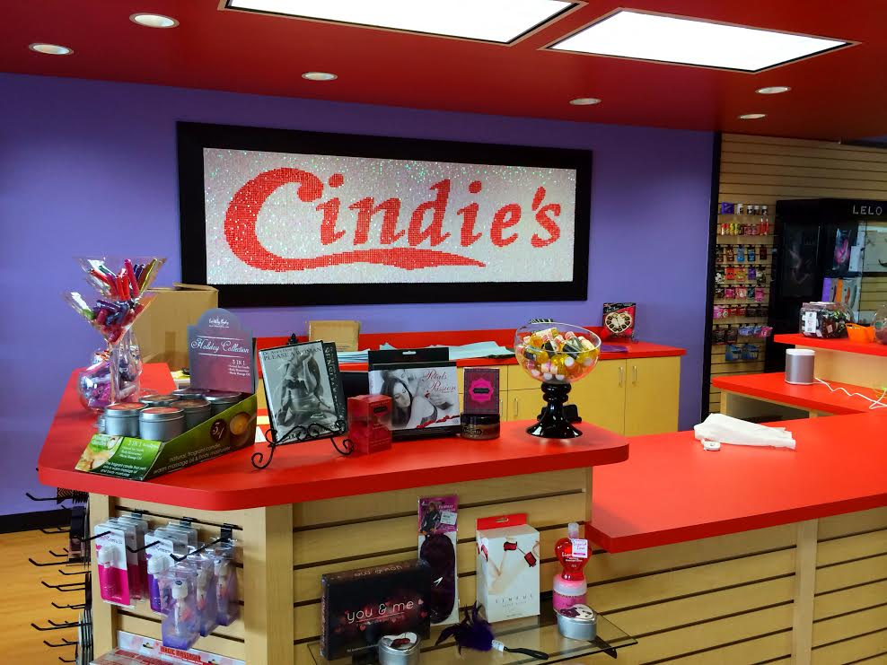 Cindie's Adult Novelty Store in Clear Lake