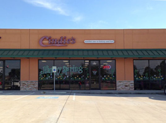 Cindie's Adult Novelty Store in La Porte