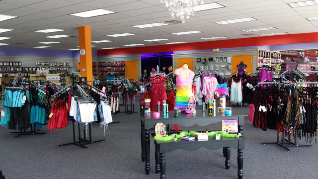 Cindie's Adult Novelty Store in Midland