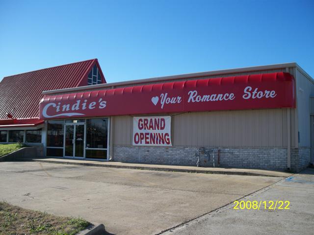 Cindie's Adult Novelty Store in Shreveport