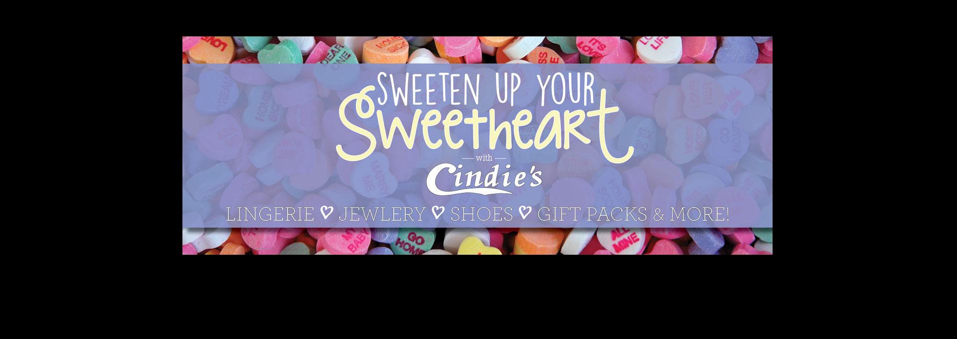 Sweeten Up Your Sweetheart