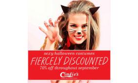 September Costume Sale