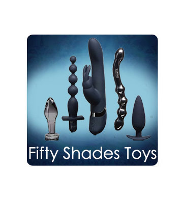 Cindie's Fifty Shades Toys