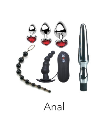 Shop Cindie's Anal Toys