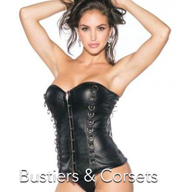 Shop Cindie's Bustiers & Corsets