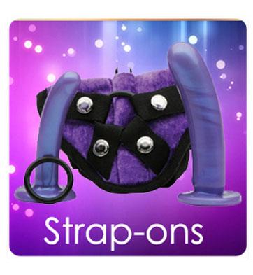 Shop Cindie's Strap-Ons >>