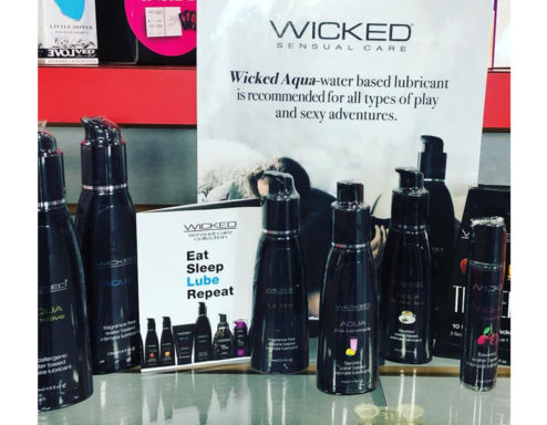 Wicked Sensual Care Lube