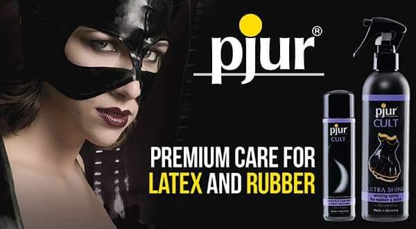 Pjur Premium Care for Latex and Rubber