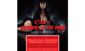 Mistress of the Dark LNO in Katy