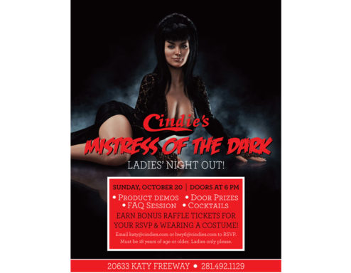 Mistress of the Dark LNO in Katy