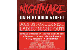 Nightmare on Fort Hood Street