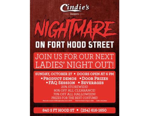 Nightmare on Fort Hood Street