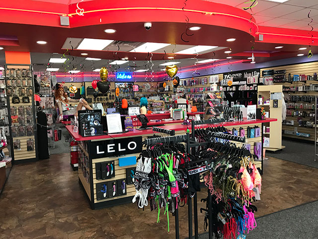 Cindies's Adult Novelty Store - The Woodlands