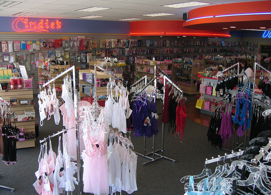 Cindie's Adult Novelty Store in College Station
