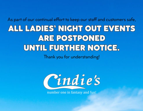 All LNO Events Postponed