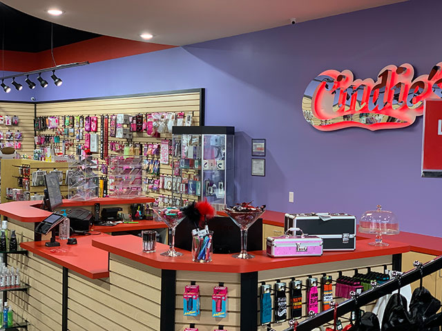 Cindie's Adult Novelty Store - Victoria