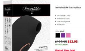 Irresistible Seductive